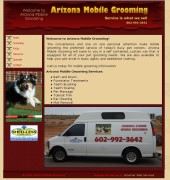 Arizona Mobile Pet Grooming